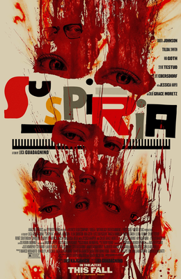 SUSPIRIA Movie