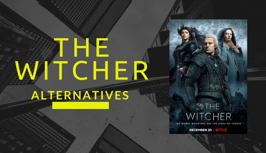 Shows like The Witcher