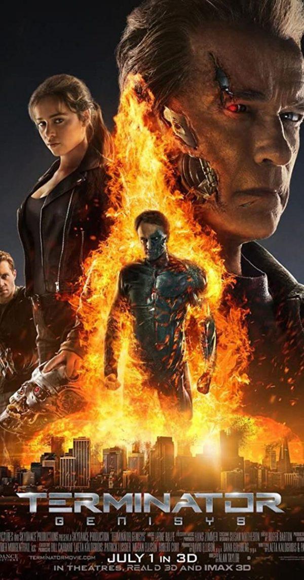 Terminator: Genisys movie