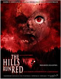 The Hills Runs Red Movie Poster