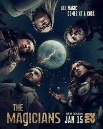 The Magicians movie poster