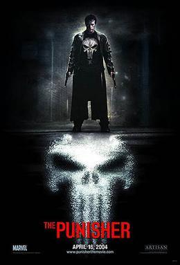 The Punisher moviwe