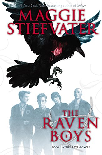 The Raven Boys – Maggie Stiefvater