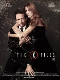 The X Files movie poster