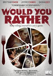 Would You Rather Movie Poster