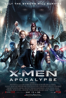 X men series movie