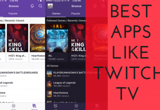Best Apps like Twitch.tv