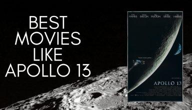 Best Movies Like Apollo 13