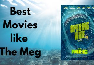 Best Movies like The Meg