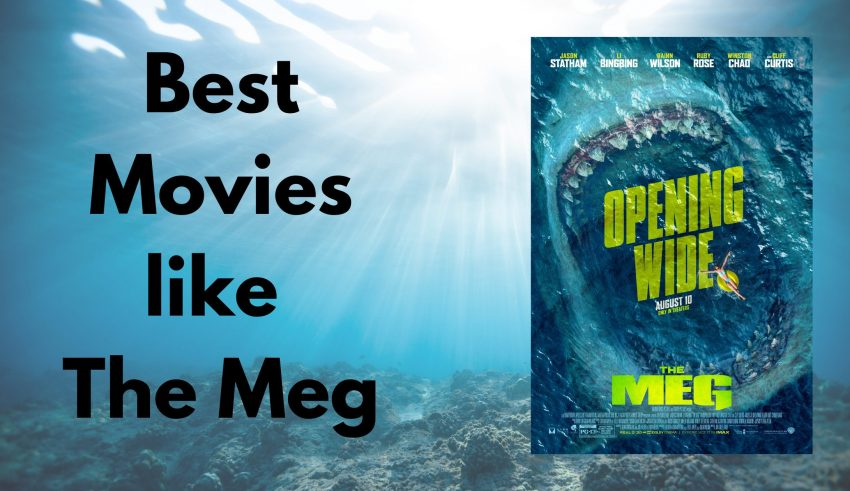 Best Movies like The Meg