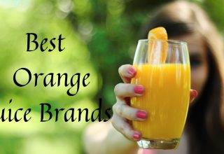 Best Orange Juice Brands