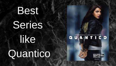 Best Series like Quantico