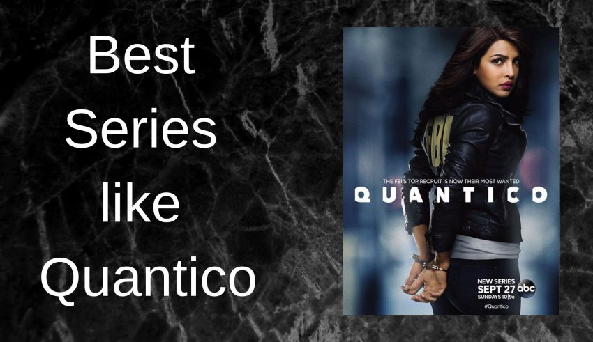Best Series like Quantico