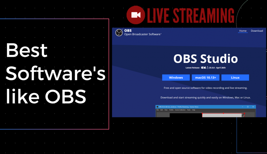 Best Software's like OBS