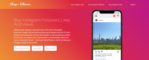 CheapIGFollowers: Best Tool For Instagram Automation