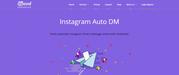 Instazood  Auto Direct Message