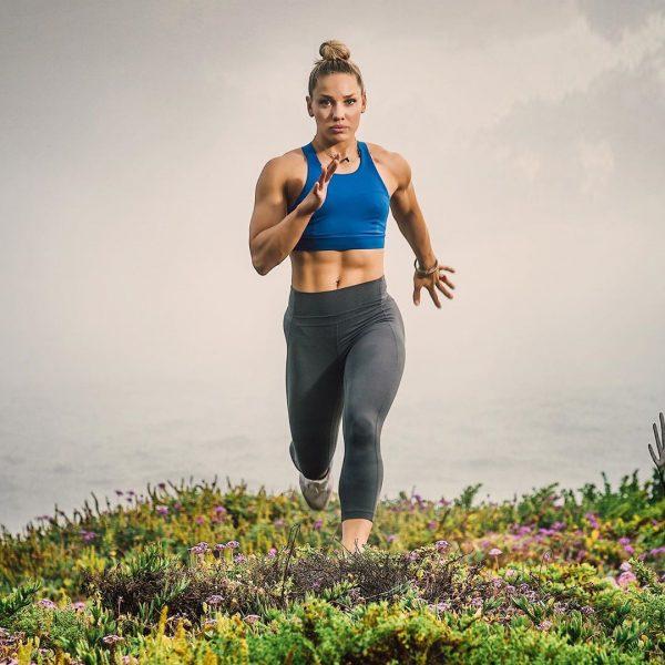 Kaisa Keranen - fitness model on ig
