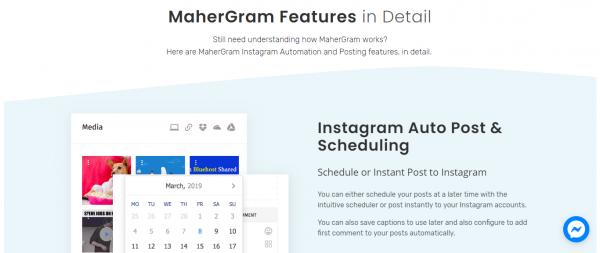 Mahergram: Best Instagram Growth Tool