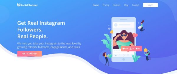 Social Runner: Best Instagram Growth Tool