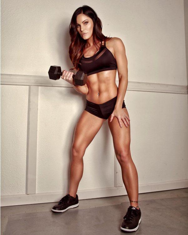 Tana Cogan fitness model