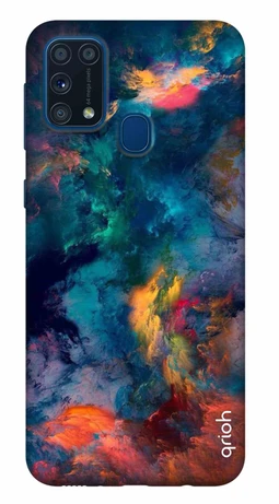 Cloudburst Case: Best Cover For Samsung M31