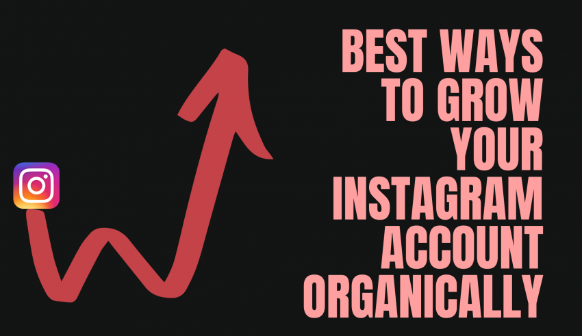Grow Your Instagram Account Organically