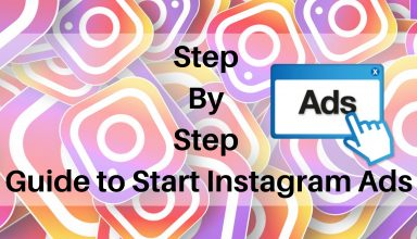 Guide to Start Instagram Ads