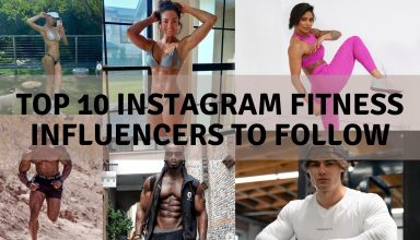 Instagram Fitness Influencers to follow