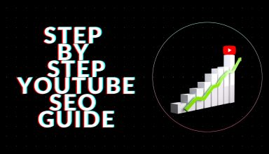 Step By step YouTube seo guide