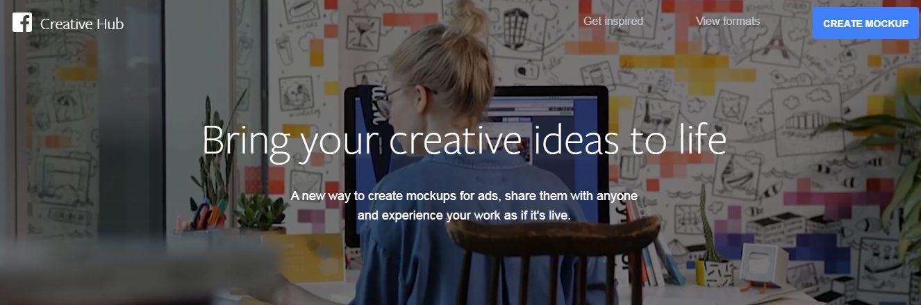 facebook creative hub - facebook growth tool