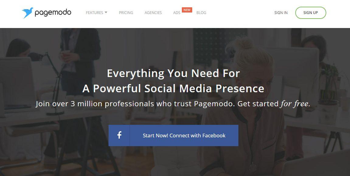 pagemodo - facebook growth tool
