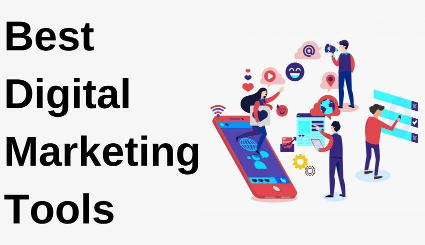Best Digital Marketing Tools