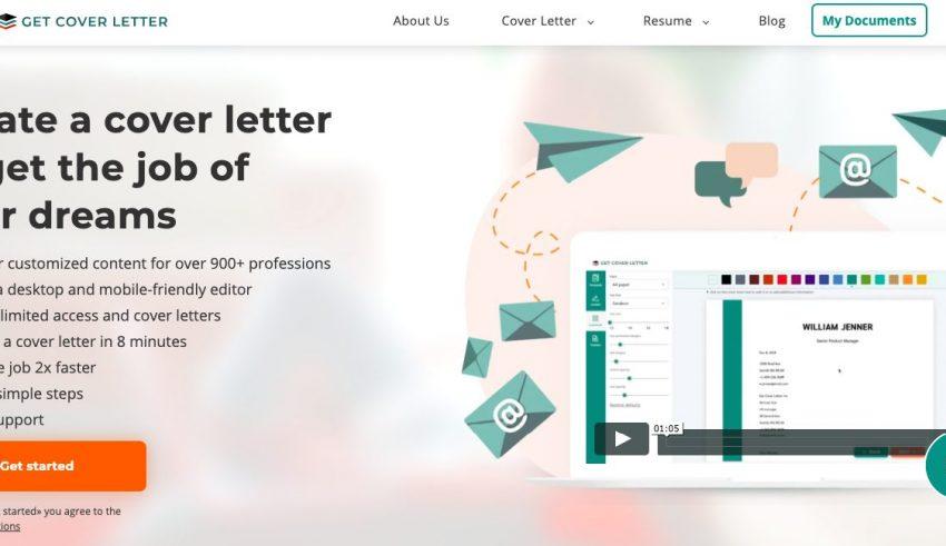 GetCoverLetter.com Review