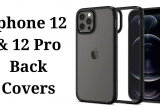 Iphone 12 & 12 Pro Back Covers