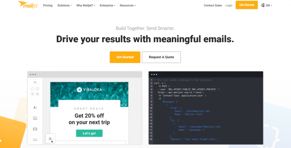 Mailjet - email scheduling made easy
