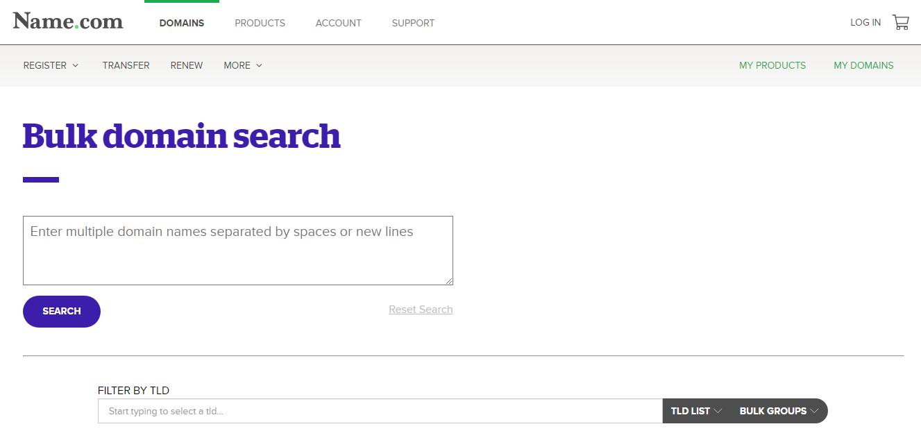 Name.com - best tool for bulk domain checker.png