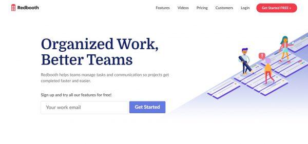 Redbooth - Team Management Software