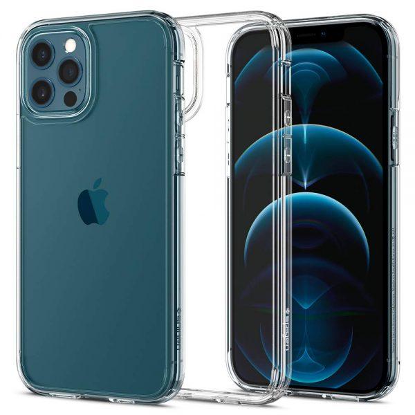Spigen Ultra Hybrid Back Case Cover – Crystal Clear