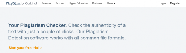 plagscan - best tool for plagiarism