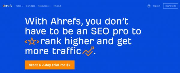 Ahrefs: Seo Keyword Tool