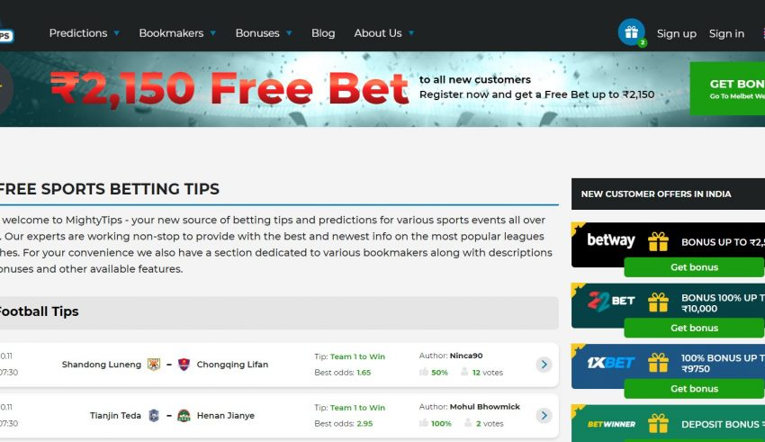 Free betting tips sports predictions inside track betting san andreas map gta