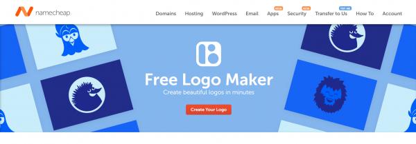 NameCheap Logo Maker