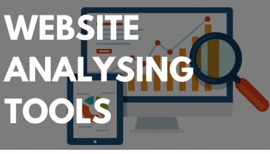 Site Analysing Tools