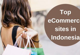 Top eCommerce sites in Indonesia