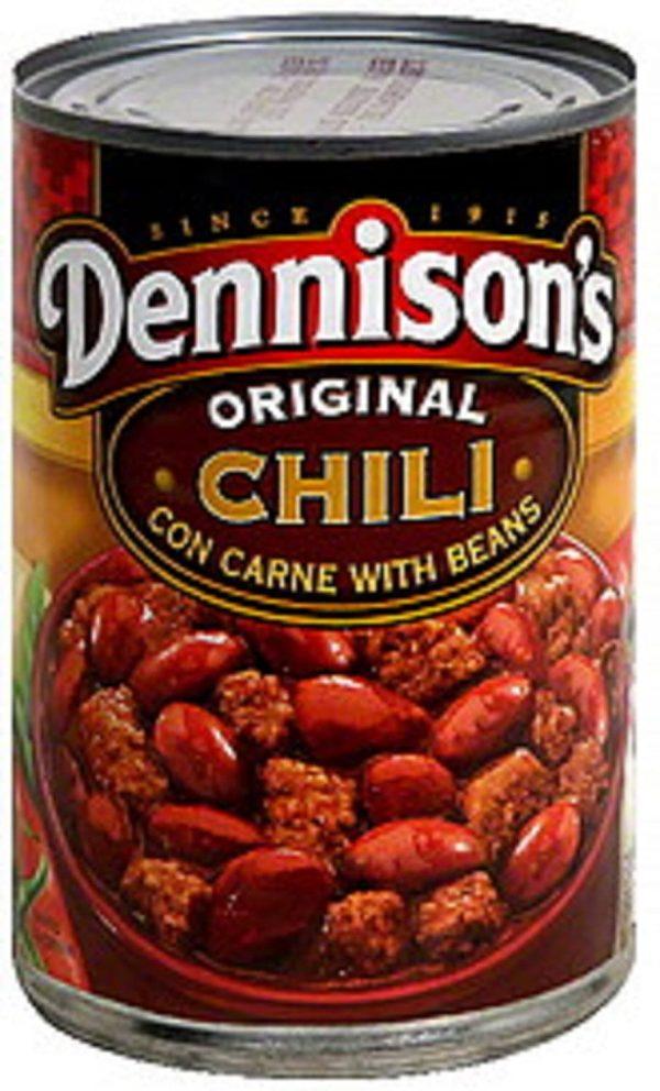 Dennison's, Original Chili Con Carne with Beans