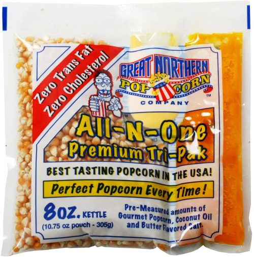 Great Northern Popcorn Premium 8 Ounce: Popcorn Kernel
