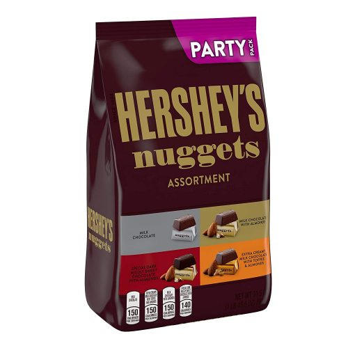 Hershey's Nuggets Assorted Chocolate Candy: Late-Night Snack