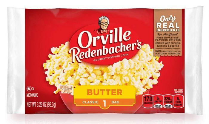 Orville Redenbacher's Butter Popcorn: Popcorn Kernel