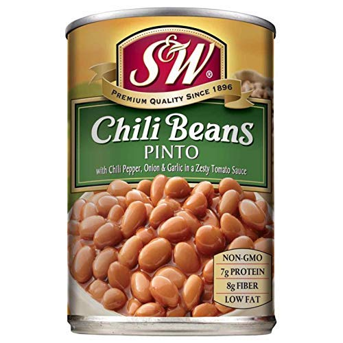 S&W Chili Beans, Pinto