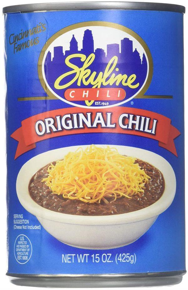 Skyline Chili 4 Cans/15 Oz